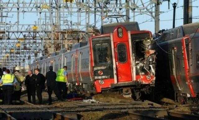 مقتل 8 أشخاص جراء تصادم قطارين بـ بنجلادش