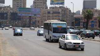 يرصدها google earth.. سيولة مرورية بشوارع القاهرة (فيديو)