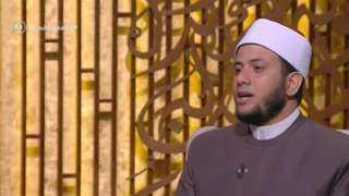 رمضان عفيفي: الشعراوي ليس رمز ديني (فيديو)