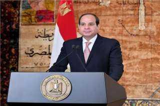 السيسي: ثورة 23 يوليو صفحة سامية في تاريخ مصر (فيديو)