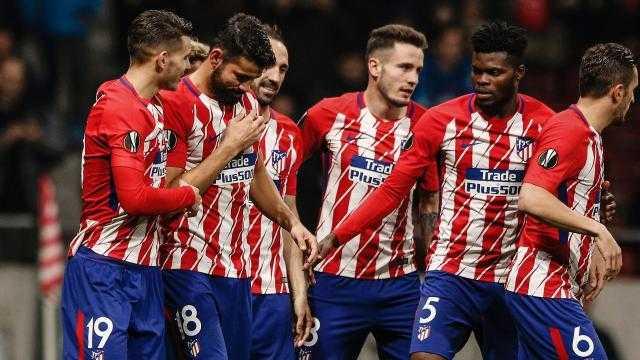 بهدف موراتا.. أتلتيكو مدريد يفوز على بايرن ليفركوزن (فيديو)