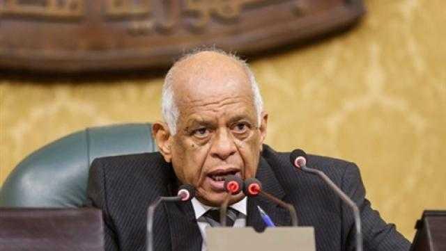 """""""عبد العال"""" يشكر رجال الداخلية على إعادة ابن نائب مفقود لذويه"""