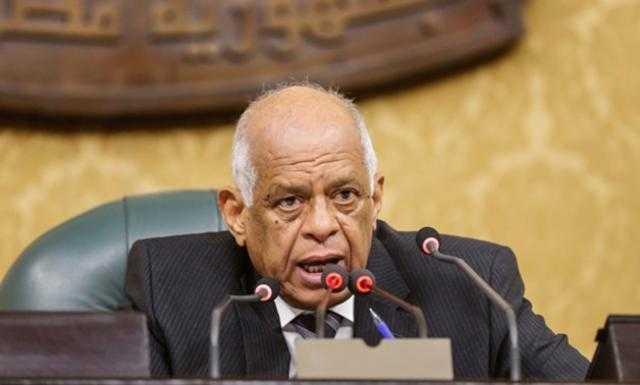 """""""عبد العال"""" يحيل 4 قرارت جمهورية إلى اللجان النوعية"""