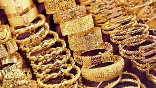 أسعار الذهب في مصر تسجل ارتفاعا تاريخيا .. وعيار 21 بـ 725 جنيها