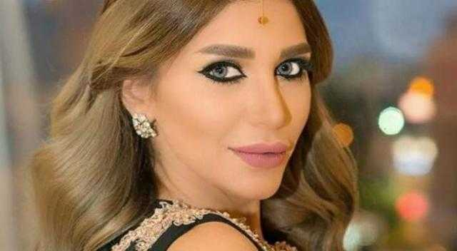 بسبب نملة.. نقل الفنانة سارة نخلة للمستشفى (صورة)