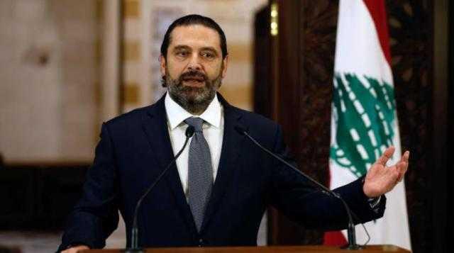 الحريري يطلب مساعدة مصر لتأمين استمرارية الأمن الغذائي والإنتاج اللبناني