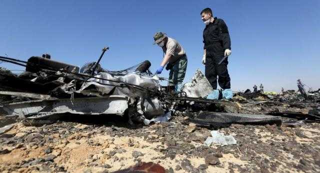 بعد 4 سنوات.. كشف هوية منفذ تفجير الطائرة الروسية فوق سيناء (صور)