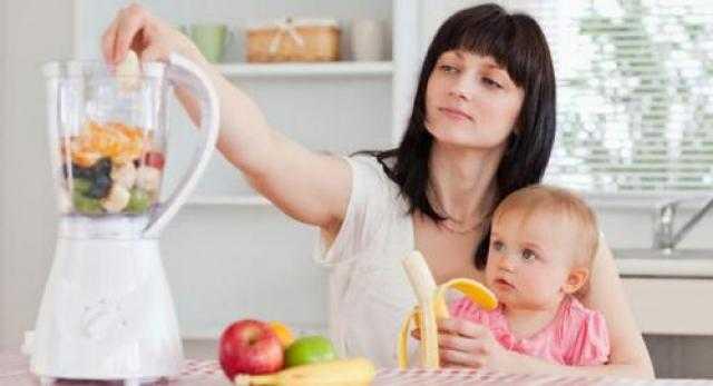 رجيم الرضاعة .. دليلك لفقدان الوزن بعد الولادة
