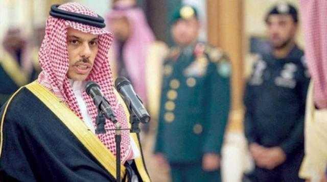 السعودية تبحث مع رئيس البرلمان العربي أحدث التطورات الإقليمية