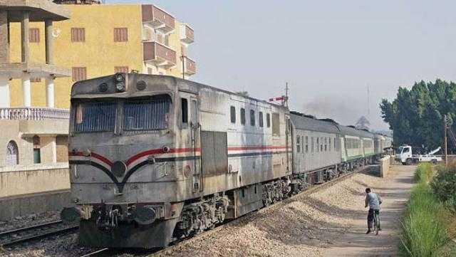 أول تحرك من هيئة السكة الحديد في واقعة ضحية القطار الجديدة