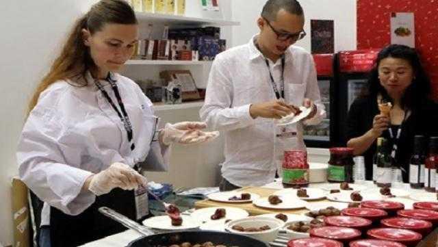 مصر تشارك فى معرض الطهي الدولي بإندونيسيا