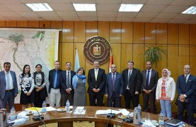 """تفاصيل زيارة بعثة """"العمل الدولية"""" للقاهرة لمدة 48 ساعة"""