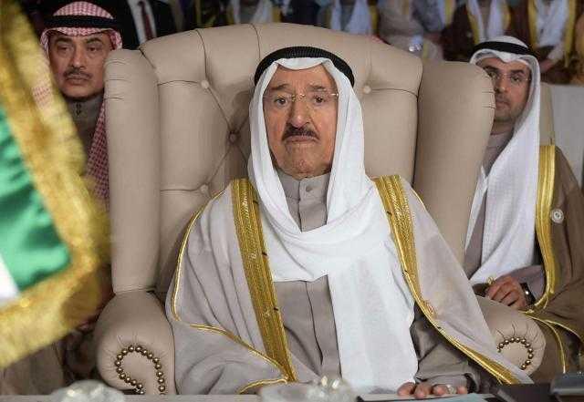 بعد استقالة الحكومة.. أمير الكويت يلقي كلمة للشعب اليوم