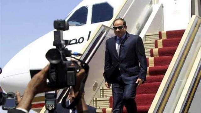 """السيسي لـ نائب رئيس """"مرسيدس"""": لديكم فرصة ضخمة لتنمية مشروعاتكم في مصر"""