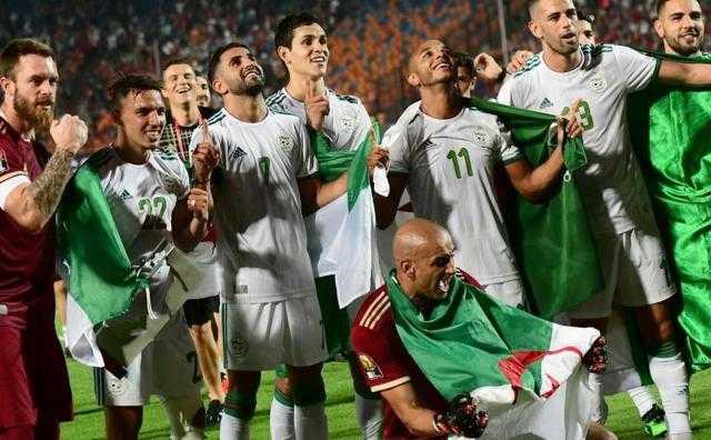 تصفيات كأس أمم إفريقيا.. رقم قياسي ينتظر منتخب الجزائر أمام بتسوانا