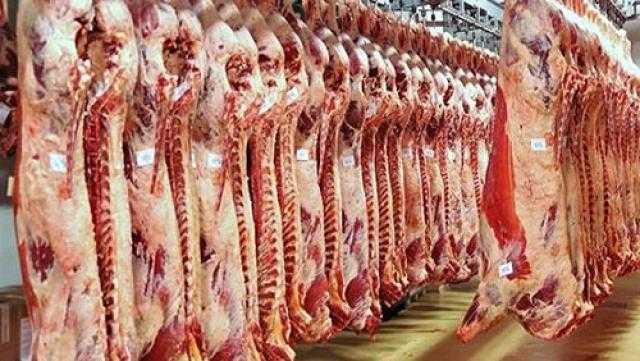 الجزارين: انخفاض أسعار اللحوم من 130 لـ85 جنيهًا