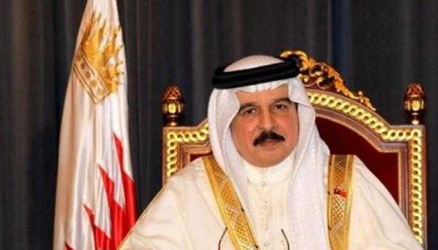 """ملك البحرين يصدر مرسوما بتعيين سفير """"فوق العادة مفوض"""" لدى مصر"""
