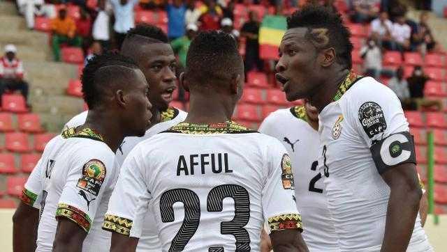 المنتخب الغاني يفوز على ساو تومي بهدف نظيف بتصفيات أمم أفريقيا