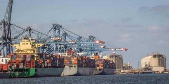 ميناء دمياط يستقبل 11 سفينة بضائع عامة وحاويات