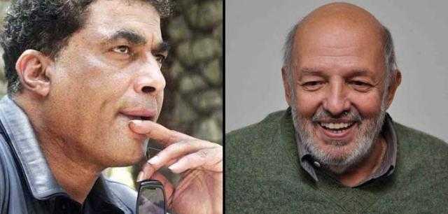 """أحمد زكي ومحمد خان .. مسيرة فنية """"مجنونة وخالدة"""" استمرت 20 عامًا"""