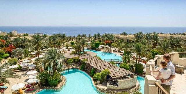 فنادق شرم الشيخ تستعد لاستقبال السياحة الإنجليزية