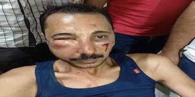 إخلاء سبيل الضابط المتهم بالاعتداء على محامٍ بالمحلة