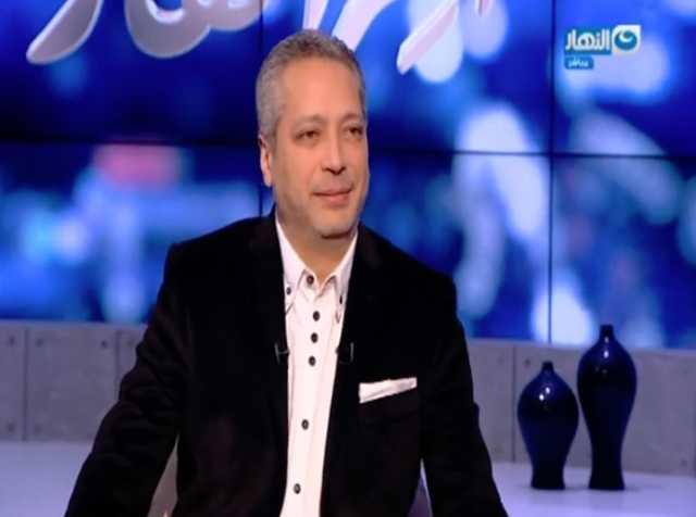 تامر أمين يهاجم صابرين بعد خلعها الحجاب (فيديو)