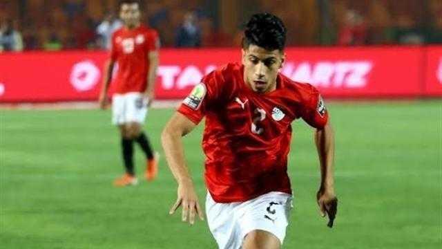 عمار حمدي أفضل لاعب في مباراة مصر وجنوب إفريقيا