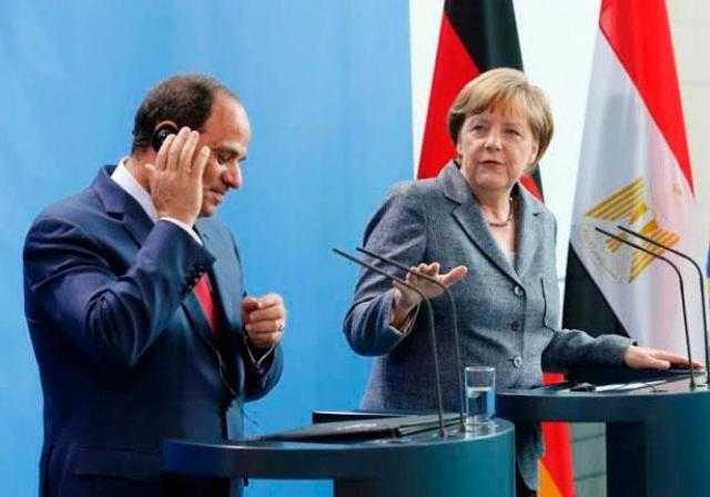 """""""شباب الأعمال"""": زيارة السيسي لبرلين تدعم العلاقات الاقتصادية"""