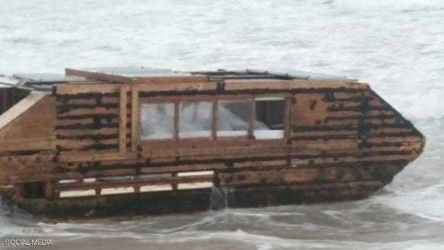 بعد 3 أعوام.. حل لغز قارب أيرلندا الخشبي