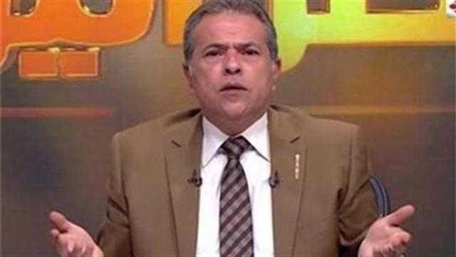 """الليلة.. توفيق عكاشة يكشف مؤامرة إيران على العرب في """"مصر اليوم"""""""