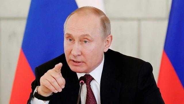 بوتين: لا نسعى للدخول في سباق تسلح جديد