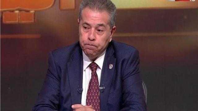 توفيق عكاشة يطالب بإنتاج عمل فني عن تاريخ الأمة العربية