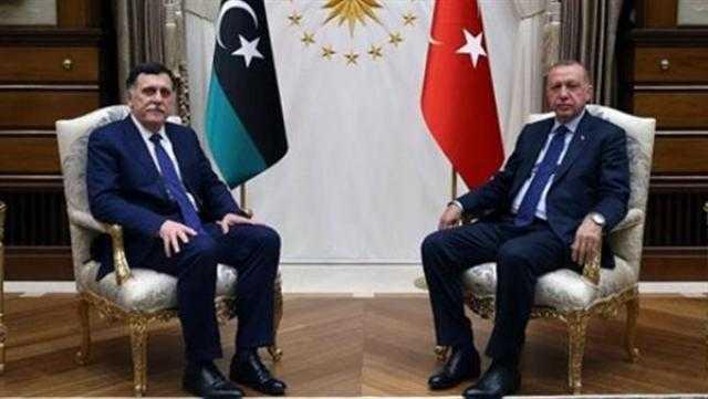 طرد السفير الليبي لدى اليونان بسبب اتفاق أردوغان والسراج