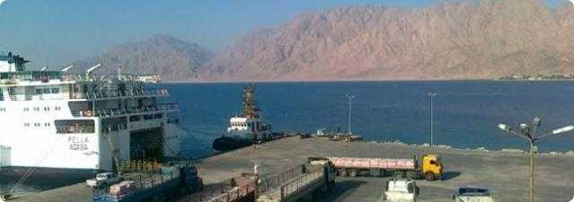 إغلاق ميناء سفاجا البحري بسبب سوء الأحوال الجوية