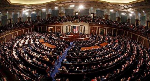 مخالف لسياسة ترامب.. مجلس النواب الأمريكي يصدر قرارا يدعم حل الدولتين
