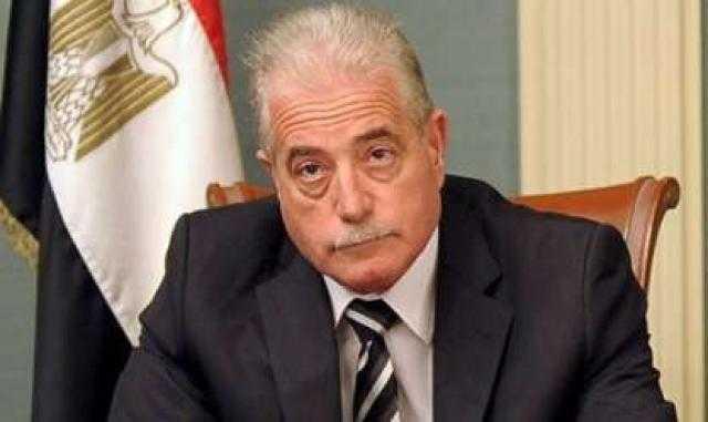 """""""فودة"""" يعقد اجتماعًا لحل مشكلات المياه والصرف في جنوب سيناء"""