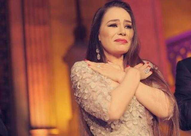 شاهد.. شيريهان توجه لجمهورها رسالة خاصة في عيد ميلادها
