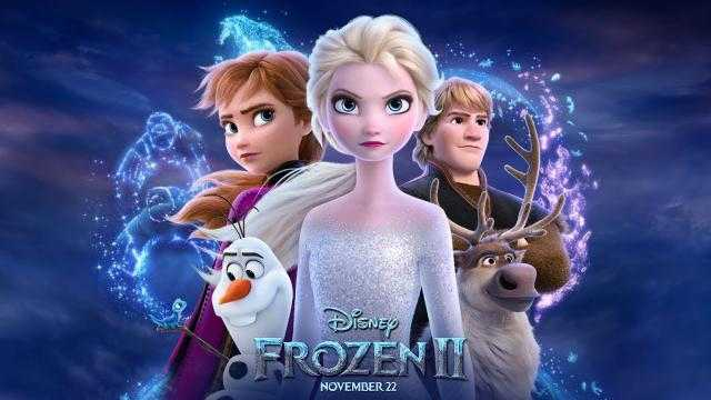 """""""Frozen 2"""" يحقق نصف مليون جنيه إيرادات بشباك التذاكر"""