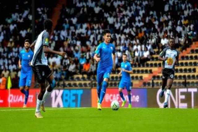 الزمالك يتعادل سلبيا مع مازيمبي ويهدر فرصة حسم التأهل