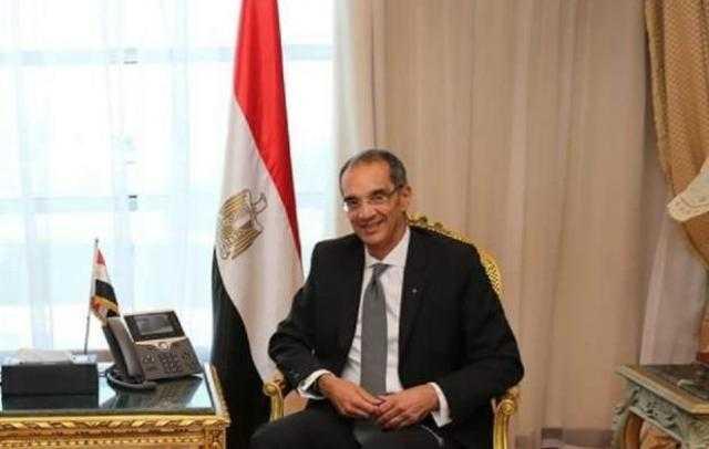 وزير الاتصالات : صعود مصر للمركز الثالث أفريقيًا في سرعة تحميل الإنترنت