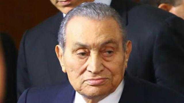 بعد وفاته.. معلومات عن الرئيس الأسبق حسني مبارك