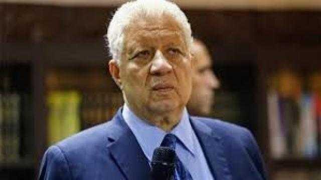 بعد خصم النقاط.. مرتضي منصور يلتقي وزير الشباب والرياضة