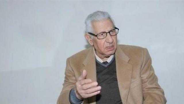 مكرم محمد أحمد: مبارك كان يعلم أن إسرائيل قوة شر (فيديو)