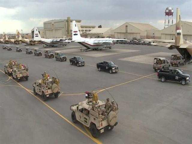 """بحضور السيسي .. تفاصيل افتتاح قاعدة برنيس العسكرية ضمن """"قادر 2020"""""""