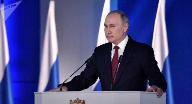 ما هي التغييرات الذي اقترحها بوتين على الدستور الروسي ؟
