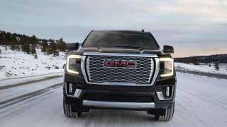 GMC تكشف عن طرازها الجديد Yukon (فيديو)