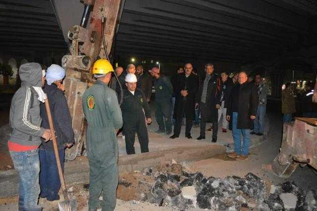 البترول تعلن إصلاح خط غاز مصر الجديدة