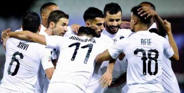 السد يفوز برباعية على الدحيل ويتوج بطلا لكأس قطر للمرة السابعة