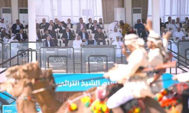النائب محمد المسعود: مهرجان شرم الشيخ التراثي يدعم السياحة العربية